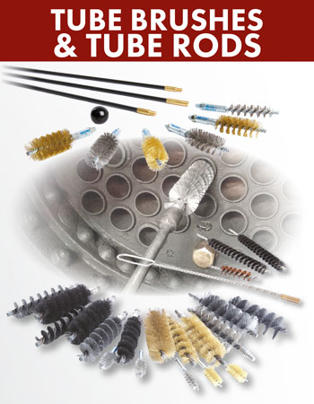 Tube Brushes & Tube Rods