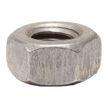 "7/16"" BSW Full Steel Nut"