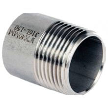 "1"" BSP S/Steel Weld Nipple 150 PSI"