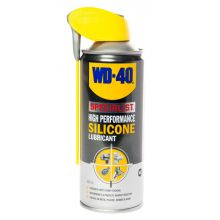 WD-40 Silicone High Performance Aerosol Lubricant 400ml