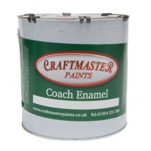 Craftmaster Top Coat Coach Enamel - 2.5 Ltr