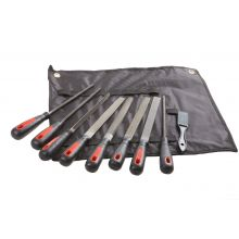 9 Piece File & Rasp Set