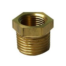 "Adaptor Brass  3/8"" BSP to 1/2"" BSP"