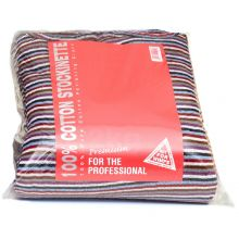 Cotton Stockinette Sheet Cloth 2Kg Coloured Strip