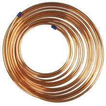 "1/8"" OD 4200psi Copper Tube 10Mtr Coil"