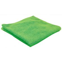 Standard Microfibre Cloth - Green