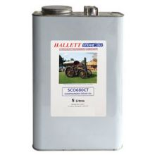 SCO 680CT Compound Steam Cylinder Oil - 5L
