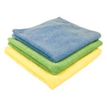 Standard Microfibre Cloth Set Y/B/G