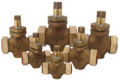 Inline Double Check Valves