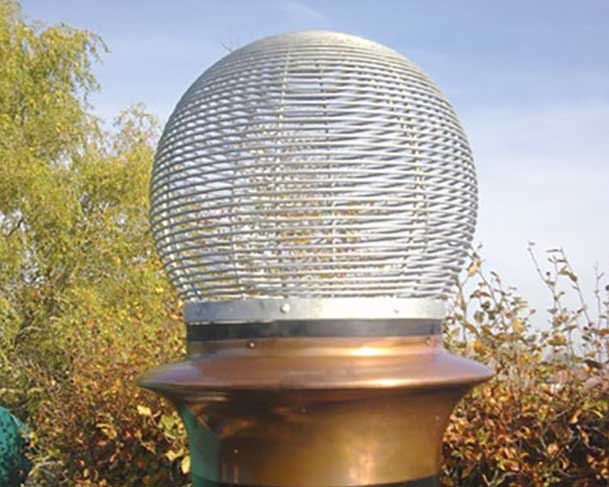 Full Size Spark Arresters
