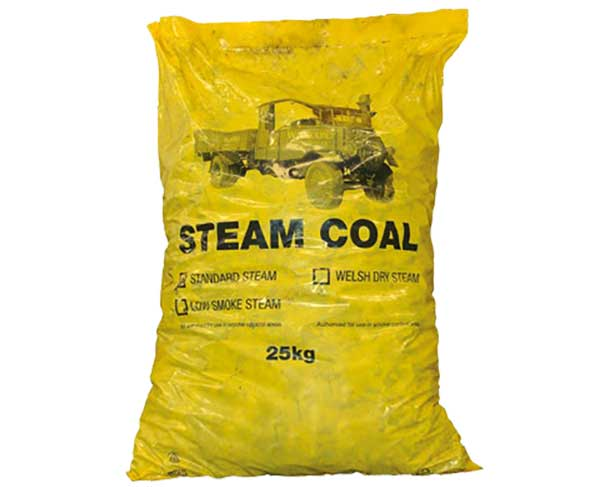 Steam Coal - Models Only