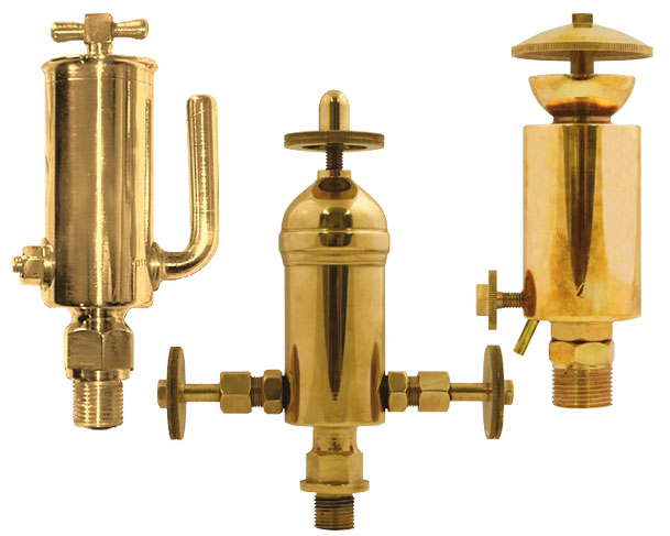 Displacement Lubricators