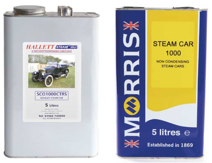MORRIS STEAM OIL