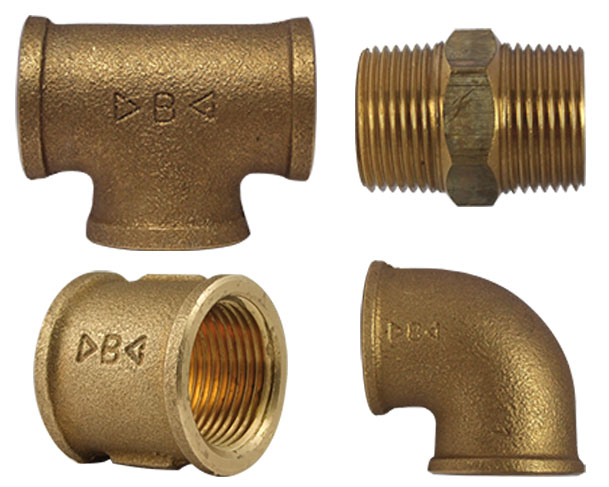 Pipe fittings studs nuts bolts