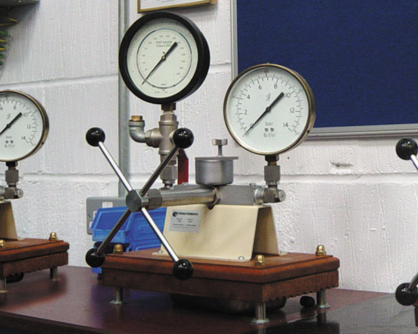 Gauge Calibration & Reproduction